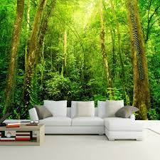 Natural Scenery 3D HD Large Wall Mural ...