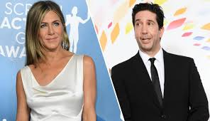 Rather than risk an accident on his watch, the friends actor, 54, lugged the. Friends Reunion Jennifer Aniston And David Schwimmer Reveal Secret Off Screen Romance Entertainment Heat