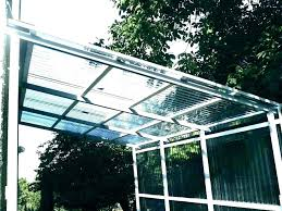 pergola with clear roof roofing panels greenhouse example clear panel installation translucent roof corrugated s pergola