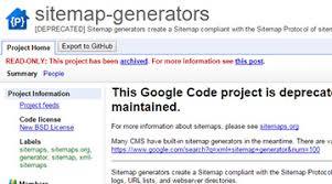 p sitemap generators