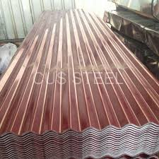 pre painted corrugated iron profile pe paint corrugated steel roof sheeting