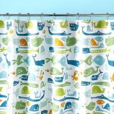 cool shower curtains for kids. Fine Shower Kids Shower Curtains Bathroom Accessories Fish Pattern  Curtain And Whales   With Cool Shower Curtains For Kids 3