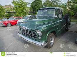 1956 Chevrolet 3100 Pickup editorial image. Image of design - 42061815