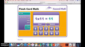 ascend math demo