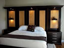 wall units unique unit headboards design high resolution endear king size