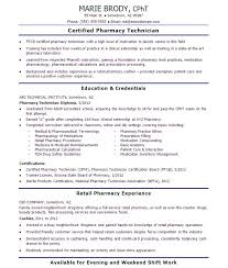 Modern Hospital Pharmacist Resume Modern Ideas Pharmacy Technician Duties Resume Hospital Template