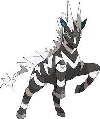 Pokemon 523 Zebstrika Pokedex Evolution Moves Location Stats