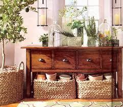 sofa table decor pottery barn. Pottery Barn Inspiration Sofa Table Decor N