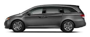 2017 Honda Odyssey Exterior Color Options