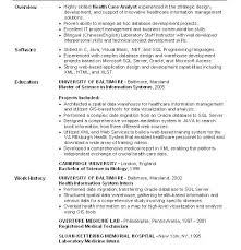 Marketing Resume Templates Cool Entry Level Resume Template Sample Healthcare Marketing Resume Entry