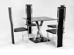 wonderful black square dining table and small dining sets for 4 uk mark webster padstow