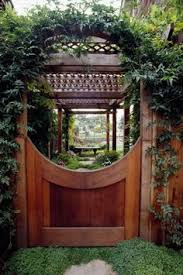 Small Picture garden gate ideas Here it may appear that the gate grids are