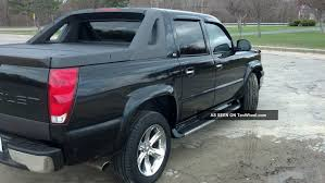 Avalanche » 2004 Chevrolet Avalanche Specs - Old Chevy Photos ...
