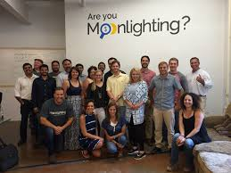 careers at moonlighting all hands on deck meeting before the styx concert
