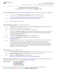 Graduate School Resume Sample Best Resume Gallery 7 Academic