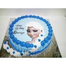 Buy Frozen Barbie Cake Dc02 Online In Bangalore Order Frozen