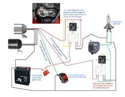 3500lm cree led light x2 2allbuyer Wiring Driving Lights To High Beam below diagrams show how to set up the led lights with 2x 4 pin relay & a switch wiring driving lights to high beam