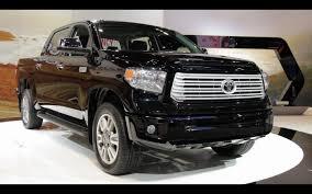 2014 Toyota Tundra - 2013 Chicago Auto Show - YouTube