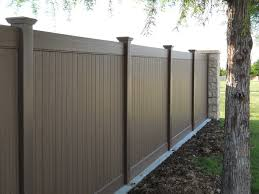 Image Deck Privacy Fence In Dallas Texas Future Outdoors Tips And Tricks For Personalizing Your Vinyl Fence