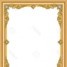 Shutterstock Gold Photo Frame With Corner Line ARENAWP