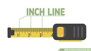 How To Read A Measuring Tape With Pictures Wikihow