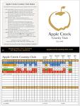 Apple Creek Country Club |
