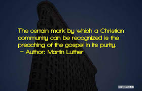 Christian Community Quotes Best of Top 24 Christian Preaching Quotes Sayings