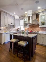 Two Tone Kitchen Cabinet Two Tone Kitchen Cabinets Decorology