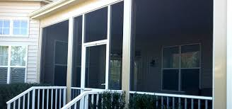vinyl windows for screened porch install karenefoley porch and