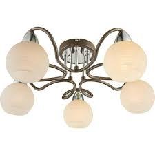 Lampe Leuchte 3 Flg Esszimmer Decken Innen Treppenhaus Licht