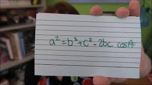 must learn formulae for gcse maths edexcel higher