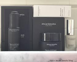 makeup wars best luxury green skincare splurges from african botanics africanbotanics makeupwars