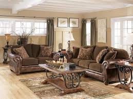 Living Room Cabinets With Doors Brown Floor Tiles Orange Colored Sofa Traditional Living Room