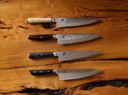 Kitchen Knife Comparison Chart Miyabi Artisan Chefs Knife