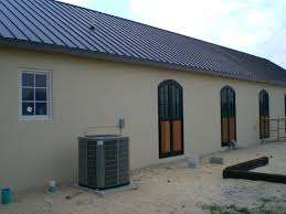 Stucco Horse Barn   Ocala Faux Finish - Exterior stucco finishes