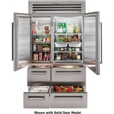 sub zero pro 48 price. Contemporary Price SubZero 648PROG 48 In 302 Cu Ft Built In Side By Refrigerator In  Stainless Steel Throughout Sub Zero Pro Price O