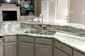marble kitchen countertops corner