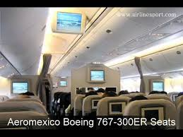 Aeromexico E90 Seating Chart Aeromexico Seats Youtube