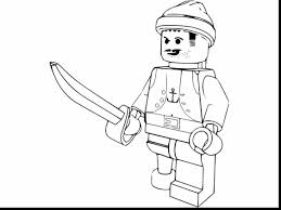 Printable Coloring Pages pirate coloring pages free : amazing lego pirate coloring page with lego city coloring pages ...