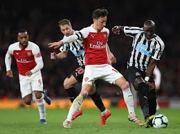 Image result for Arsenal 2 Newcastle 0