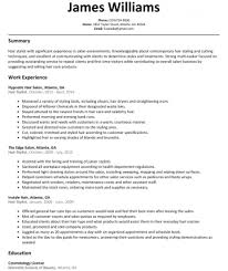 Resume With References Hair Stylist Resume Samples Examples Example Resumes Cosmetologist ...