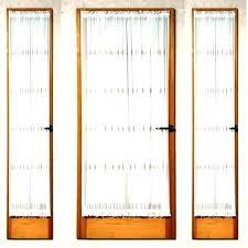 front door curtain panel door side panel curtains entry door curtain panel door sidelight panel door