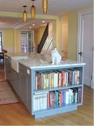 Example of a classic kitchen design in New York with a farmhouse sink