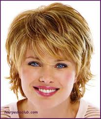 short hairstyles for round faces and fine hair wavy hairstyle is so easy to wear you