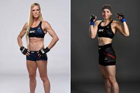 underdog Irene Aldana over Holly Holm ...