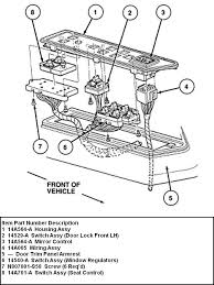 pdf] 2003 lincoln town car rear seat removal (28 pages) fix 5 pin power window switch wiring diagram at Car Power Window Diagram