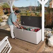 outdoor storage box garden storage