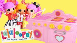 Lalaloopsy Bedroom Lalaloopsy Baking Oven With Lalaloopsy Girls Making A Surprise