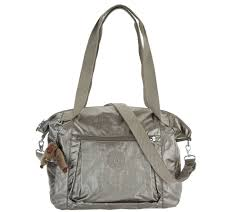 Qvc Designer Bags Kipling Convertible Shopper Handbag Jaleb Kipling Bags
