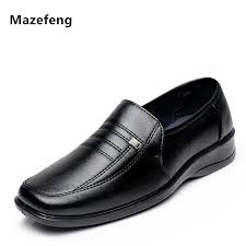 spring male black leather shoes business chef shoes single mens pu non slip waterproof men casual men mens slippers footwear from aiyin 27 01 dhgate com